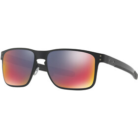 Oakley Holbrook Metal Brille matte black/positive red iridium
